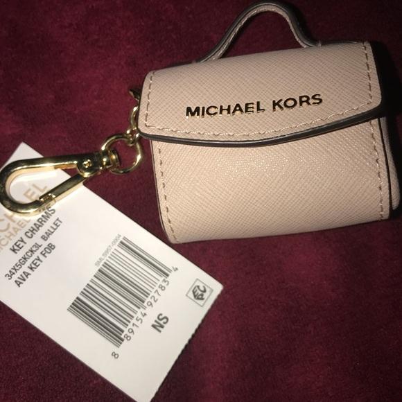 "c1c3152540d97a Michael Kors Accessories - MICHAEL KORS ""AVA"" mini bag keychain/purse fob"